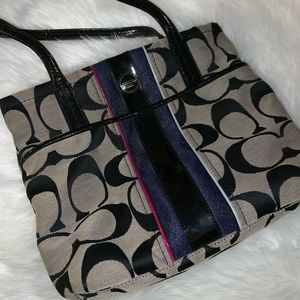 🔥AUTHENTIC 🔥Coach bag 🔥 used twice With tags 🔥